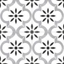 black and white tile pattern. Contemporary Pattern Kenzzi 8 To Black And White Tile Pattern I