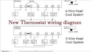 4 wire thermostat wiring color code wiring diagram shrutiradio honeywell thermostat wiring color code at Rv Thermostat Wiring Color Code