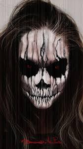 creepy skull vs day of the dead skulls