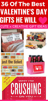 36 creative valentine s day gifts husband boyfriend approved finding the right valentine s day