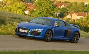 Audi R8 Reviews | Audi R8 Price, Photos, and Specs | Car and Driver