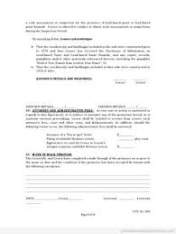Free Rental Agreements To Print | Free Standard Lease Agreement Form ...