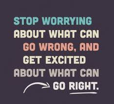 Quotes About Worrying Cool Stop Worrying Quote Mantra Foster Care Adoption Pinterest