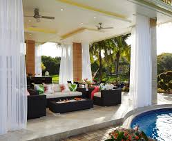 Palm Tree Decor For Living Room For Outdoor Patios Patio Tropical With Palm Tree Palm Tree Ceiling Fan