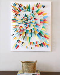 33 Creative 3D Wall Art Projects Meant to Beautify Your Space Through Color  Texture and Volume