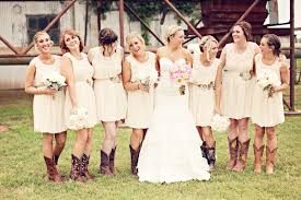 Popular Rustic Bridesmaid Dresses Colours For Your Country Country Western Style Bridesmaid Dresses