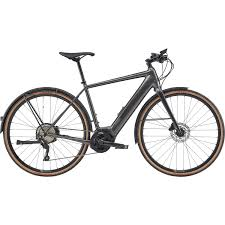 Cannondale Quick Neo Eq Men Trekking E Bike 2020 Graphite
