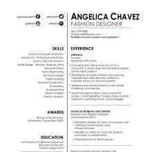 angelica chavez fashion designer illustrator student in north