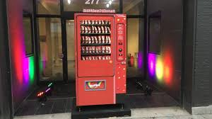 Skittles Vending Machine Mesmerizing Spotted Skittles' Nocash Vending Machine Media In Canada
