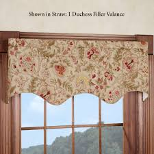 Beautiful Kitchen Valances Interior Beautiful And Useful Cover For Window With Waverly