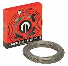 The material is cold drawn to the desired size and heat treated by a continuous tempering method. Grainger Approved Spring Wire 302 Stainless Steel 0 067 In Diameter 84 Ft Length 46f523 29067 Grainger