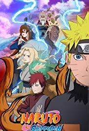 Naruto Sensei Chart