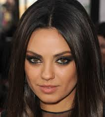 why i am talking about mila kunis i am trying to create this smokey eyes look and presenting a tutorial for you guys so let s get on to it