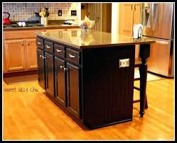 Simple Rustic Homemade Kitchen Islands Amazing Interior Rustic