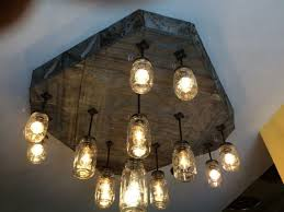 rustic chandelier lamp shades
