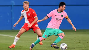 Messi became a star in his new country and in 2012 set a record for most goals in a. Lionel Messi With Two Fantastic Goals In Barcelona Friendly Video