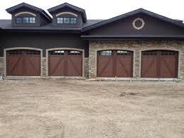 collection in wood look garage door and 94 best clopay faux wood garage doors images on