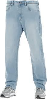 Light Jeans Reell Drifter Jeans Light Blue