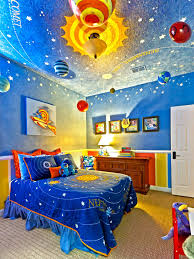 son outer space planet bedroom
