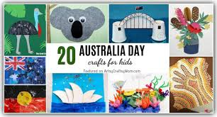 20 Amazing Australia Day Crafts for Kids