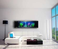 Cool Modern Home Fish Tank Images Inspiration