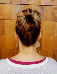 Sock Bun Hair Style bye bye beehive a hairstyle blog sock bun the style 6239 by wearticles.com