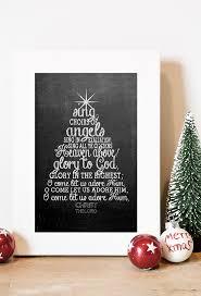 O Come All Ye Faithful Lyrics Free Christmas Printable