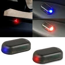 Fast Blinking Light Details About Fake Solar Car Alarm Led Light Security System Warning Theft Flash Blinking Fast
