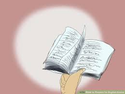 how to prepare for english exams with pictures   wikihow image titled prepare for english exams step