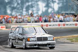 The rear seats have aggressive bolsters to ensure maximum passenger comfort as you take them around the nurburgring. Mercedes Benz 190e 2 5 16 Evolution Ii Car Magazine