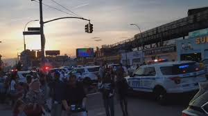 several injured after false reports of shots fired at coney island s luna park abc7ny