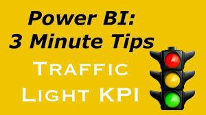 Traffic Light Interview Question Power Bi 3 Minute Tips Traffic Light Kpi