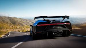 This video shows you the very limited 2021 bugatti chiron pur sport (1of60) driving around the nurburgring! Bugatti Chiron Pur Sport 3d Printed Tailpipe 3d Printing Media Network The Pulse Of The Am Industry