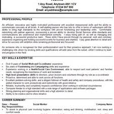 care assistant personal statement care assistant cv template career advice amp expert guidance imagerackus interesting top portion of resume resume