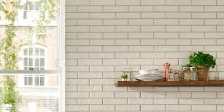 white kitchen wall tiles. White Tiles Kitchen Wall