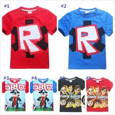 Roblox Custom Clothes 2018 Summer Boys T Shirt Roblox Stardust Ethical Cotton Cartoon T Shirt Boy Rogue One Roupas Infantis Menino Kids Costume 10 Styles In Stock Custom T