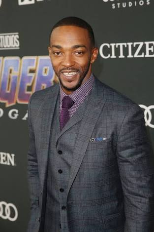 Anthony Mackie on Falcon and Captain America's Shield