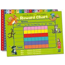 My Reward Board Julia Donaldson And Axel Scheffler Reward Chart Scholastic