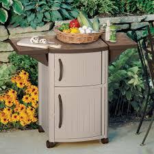 patio prep table