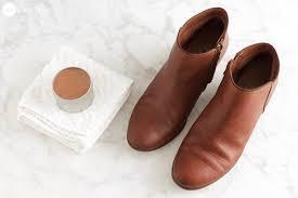 diy boot polish