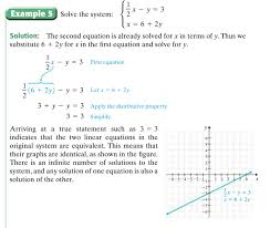 how to solve equations with 2 variables
