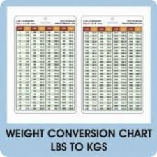 Conversion Lbs To Kg Chart 66 Skillful Chart To Convert Pounds To Kilograms