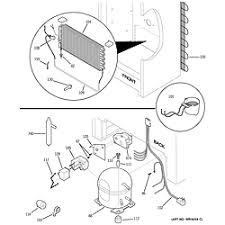 ge refrigerator compressor best refrigerator 2017 ge refrigerator pressor relay image about wiring