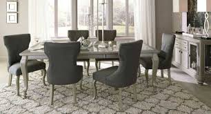 brown exterior decor ideas into ashley furniture dining room table rollynx table set of 3 large