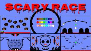 24 <b>Marble Race</b> EP. 6: Scary Race - YouTube