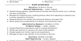 Resume Server Resume Examples Noteworthy Great Server Resume