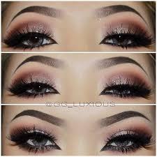 edgy eye makeup