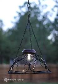 solar powered chandeliers battery operated outdoor