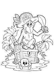 Kleurplaat Piraat 46 Allerleukste Piraten Kleurplaten Voor Kids