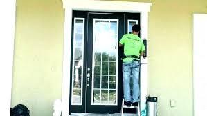 home depot house window tinting front door